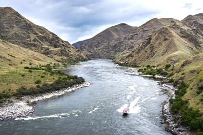 Snake River Adventures Hells Canyon Jet Boat Tours And